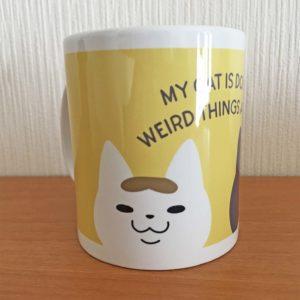 トンシノマグカップ
