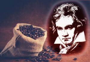 コーヒー豆とベートーヴェン
