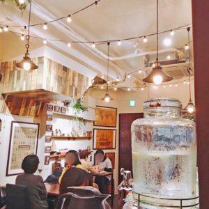 カフェ・ポート・ブルックリン