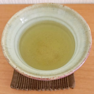 緑茶カルダモン