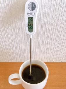 ドリテック温度計