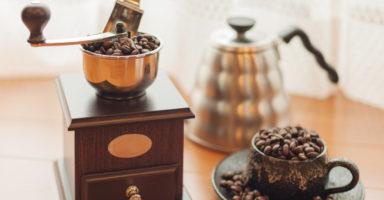 コーヒー収納